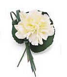 {FREE boutonniere for the Groom, Best Man, and Ushers when order Bridal Bouquet and Bridesmaids's Bouquets}