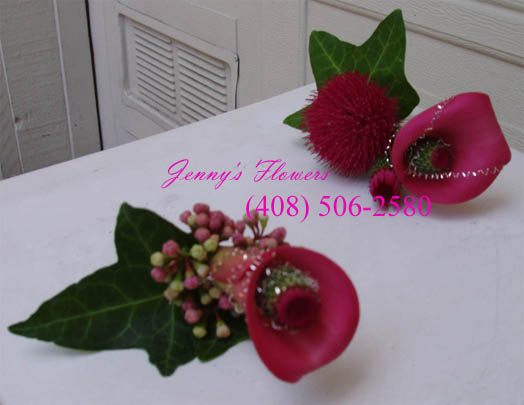 {Beautiful boutonniere for birthday}