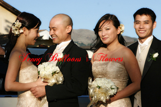 {Bridemaids and Bestman}