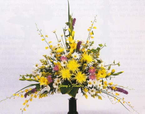 {This centerpiece is for any occasion}