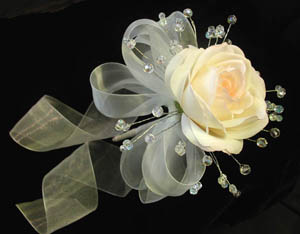 {A lovely touch of elegance for the wedding }