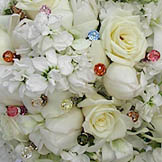 {Close up of Bridal Bouquet}
