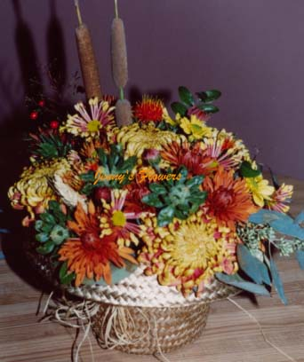 {I made this hat for Thanksgiving Centerpiece.}